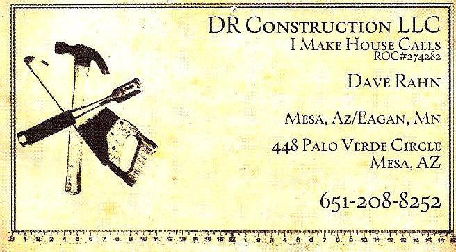 DR Construction LLC