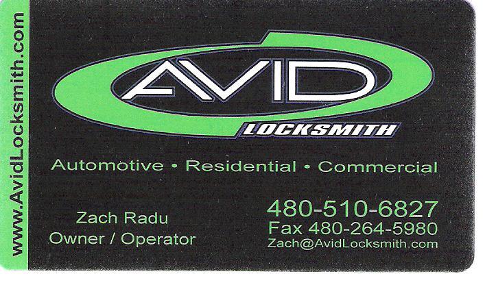 AVID Locksmith